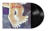 James  - Seven - New Double Vinyl LP + MP3