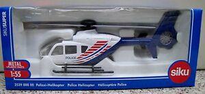 Siku 1/55 Police Helicopter