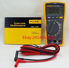 FLUKE 117C HAVC VoltAlert Backlight Multimeter !!Brand New!!