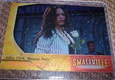 Smallville:Card - Season # 3   Foil Card # D3 Departures