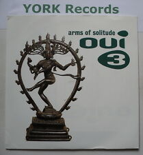 """OUI 3 - Arms Of Solitude - Excellent Condition 7"""" Single MCS 1759"""