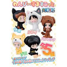One Piece Bandai Wan Piece Animal Mascot Mini Figure Collection
