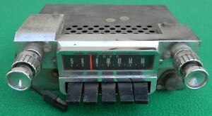 1965 66 Ford Mustang AM Radio