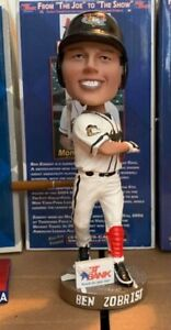 2010 Tri City ValleyCats Ben Zobrist Bobblehead bobble Valley Cats Cubs Rays