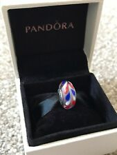 Red, White and Blue - Genuine Authentic PANDORA Charm