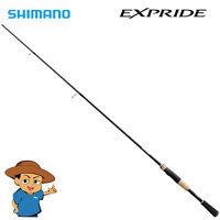 "Shimano EXPRIDE 265ML-2 Medium Light 6'5"" bass fishing spinning rod pole"