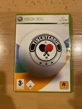 Xbox 360 - Rockstar Games präsentiert: Tischtennis / Table Tennis mit OVP | TOP