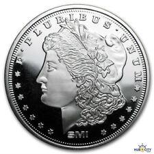 Sunshine Mint 1oz Morgan Dollar .999 Fine Silver Round (SMI MintMark)