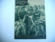 MIROIR SPRINT TOUR DE FRANCE 16 juillet  1948