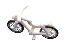 LEGO bicicletta in bianco NUOVO 4719c02 WHITE bicicletta bicycle