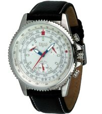 Trias Uhren Modell Camouflage Quarzchronograph Schweizer Uhrwerk ETA G10-21A