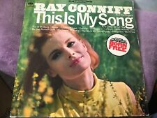 ray conniff THIS IS MY SONG 33t (a33)