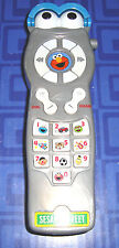 Elmo Remote Electronic Handheld Travel Game Kids Toy Tested Works Great