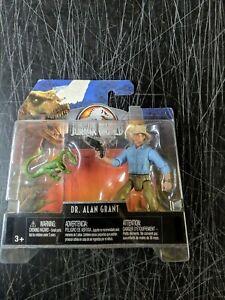 "2017 Mattel Jurassic World Legacy Collection ""Dr. Alan Grant"" Action Figure RARE"