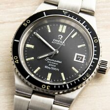 OMEGA SEAMASTER - COSMIC 2000 - BIG CROWN - VINTAGE AUTOMATIC DIVER - STEEL