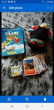 Disney Club Penguin cards 60+ awesome guide book & ladybird penguin soft toy