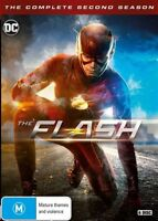 The Flash : Season 2 DVD : NEW