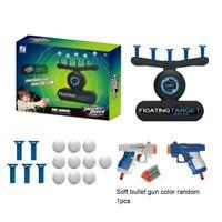 Floating Target Airshot Game Foam Dart Blaster Shooting Ball Toys Gifts For Kids