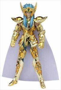 Bandai Saint Seiya Cloth Myth Aquarius Camus Action Figure Gold Kamu Doll