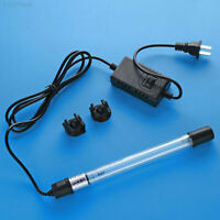 4080 Fish Tank UV Light Sterilizer 11W Lamp for Aquarium Pond Water Treatment
