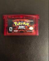 Pokémon: Ruby Version (Game Boy Advance, 2003)