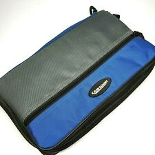Case Logic CD DVD Carrying Case Zip Up With Exterior Pocket and Handle