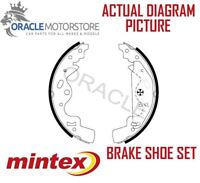 NEW MINTEX REAR BRAKE SHOE SET BRAKING SHOES GENUINE OE QUALITY MFR548