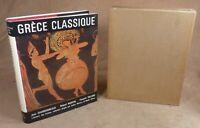 L'UNIVERS DES FORMES : GRECE CLASSIQUE - NRF GALLIMARD 1969
