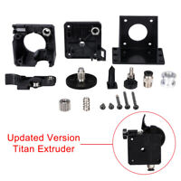 BZ 3D Titan Extruder 3D Printer Parts Fully Kits For V6 Hotend J-head Bowden