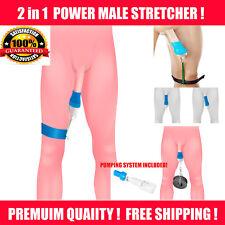 Stealth Penis Stretcher Male Enlarger Extender Hanger Pump Enhancer Cap Sleeve