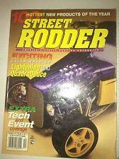 Street Rodder Magazine Lightening And QuadraDeuce December 1995 042117nonrh