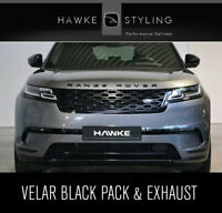HAWKE complete black pack with exhaust conversion L560 RANGE ROVER VELAR 2017 >