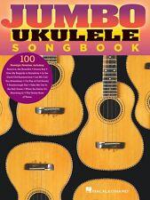 Jumbo Ukulele Songbook Sheet Music Ukulele Book NEW 000120172
