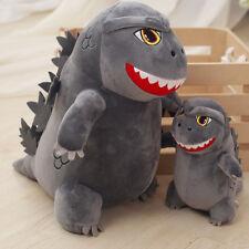 Plush Toy Cute Godzilla Birthday Present Pillow 20''