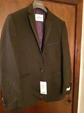 Daniel Hechter Black Wool Dinner Jacket - BNWT UK Size 38R RRP £200
