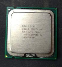 Processeur CPU INTEL Pentium Core 2 Duo E4300 1,80Ghz SL9TB Socket 775