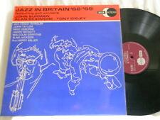 JAZZ IN BRITAIN 68-69 John Surman Tony Oxley Kenny Wheeler Decca 2114 UK LP