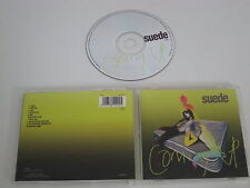 SUEDE/COMING UP(NUDE 485129-2) CD ALBUM