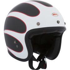 NEW BELL CUSTOM 500 CARBON ACE CAFE MOTORCYCLE CRUISER HELMET XLARGE 7081007