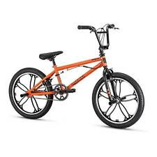 "Mongoose Legion Mag Wheel 20"" Freestyle Bike - Orange"