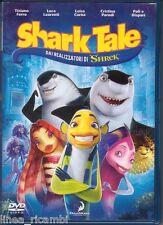 DVD Film: Shark Tale - USA 2004