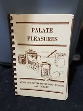 Palate Pleasures - Messiah United Methodist Church - Glenn Burnie, Md (1981)
