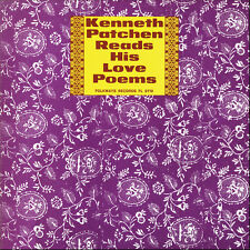 Kenneth Patchen - Kenneth Patchen Reads His Love Poems [New CD]