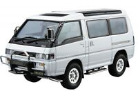 Aoshima Bunka Kyozai 1/24 The Model Car Series No.27 Mitsubishi P35W Delica Star