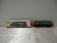 HIGH SPEED METAL PRODUCTS N SCALE TRAIN LOCOMOTIVE SOUTHERN PACIFIC MIB