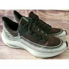 Nike Mens Sneakers Size 8 Zoom Winflo 6 Shield Black Gray