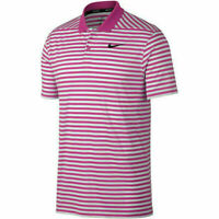 Nike Striped Dry Victory Golf Polo Shirt 891239-623 Multiple Sizes