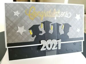 2021 Graduation Gift Card/Money Holder For Your Special Graduate!