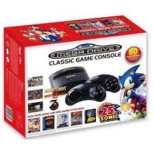 SEGA Genesis Classic Game Black Console