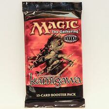 MTG: CHAMPIONS of KAMIGAWA Factory Sealed Booster Pack - Magic the Gathering